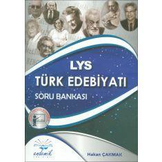 Endemik LYS Türk Edebiyatı Soru Bankası