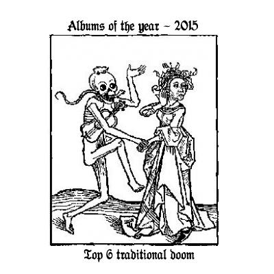 Arson Café: The death of 2015: Top 6 traditional doom
