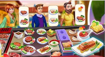 Cooking Day – Top Restaurant