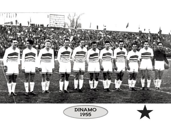 Dinamo 1955