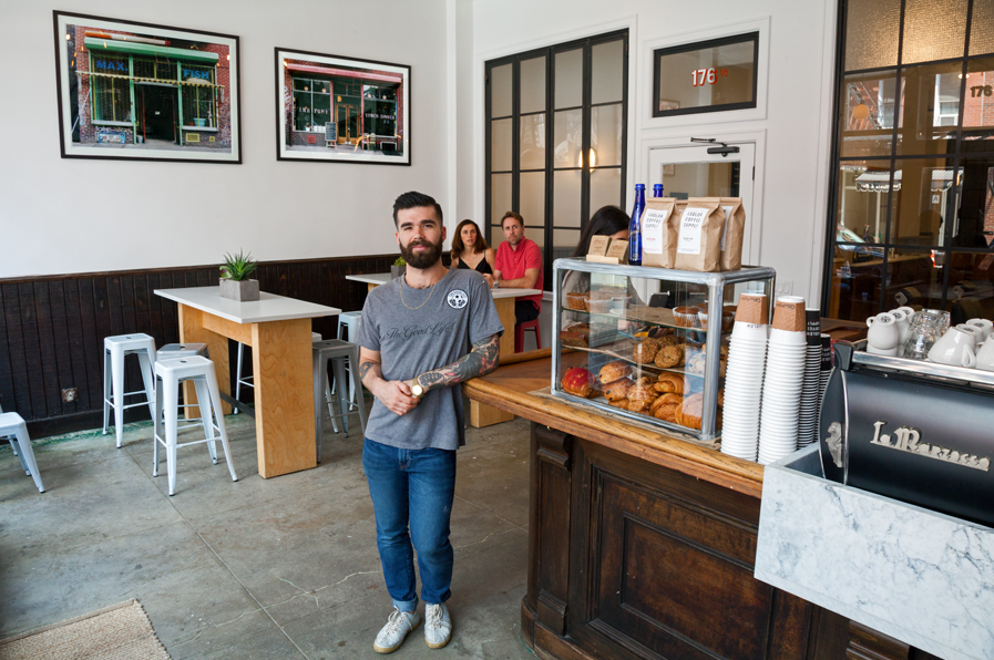 James And Karla Murray Photography: Ludlow Coffee Supply With Prints By  James And Karla Murray