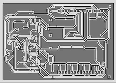 1000W Power Amplifier PCB Layout Design