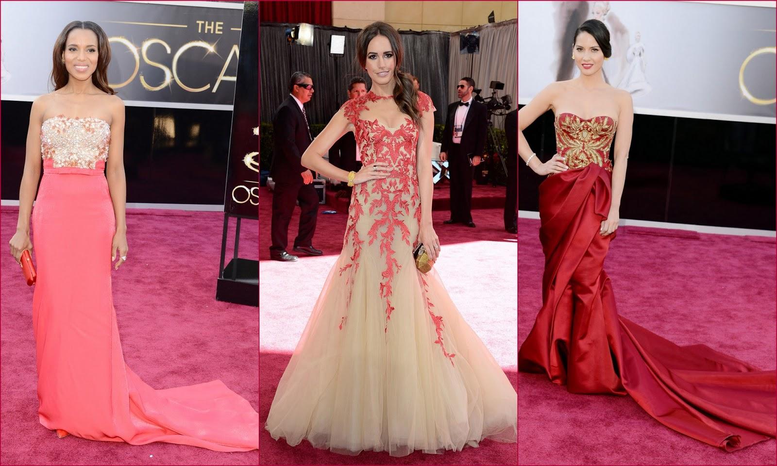 Alfombra roja de los Oscars 2013 - el blog de silvia rodriguez ...