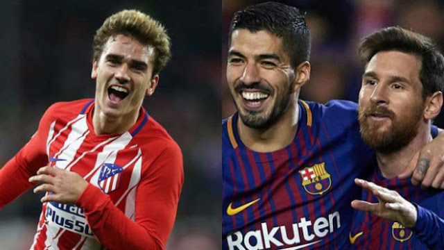 """Barca sắp có """"bom tấn"""" 100 triệu euro: Suarez báo tin vui về Griezmann"""