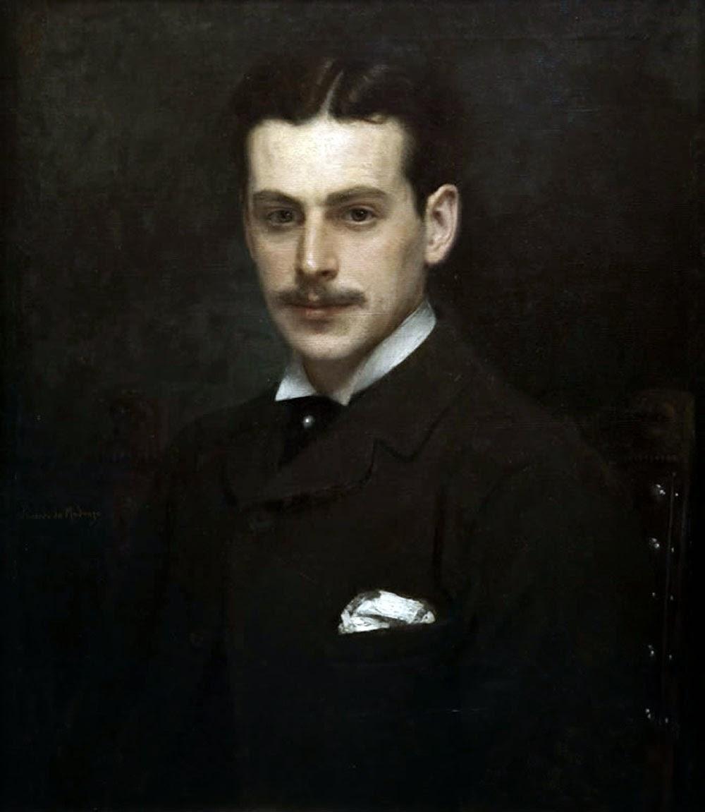 Ricardo de Madrazo y Garreta, Maestros españoles del retrato, Pintores españoles, Pintores de Madrid, Artistas de Madrid, Pintor español