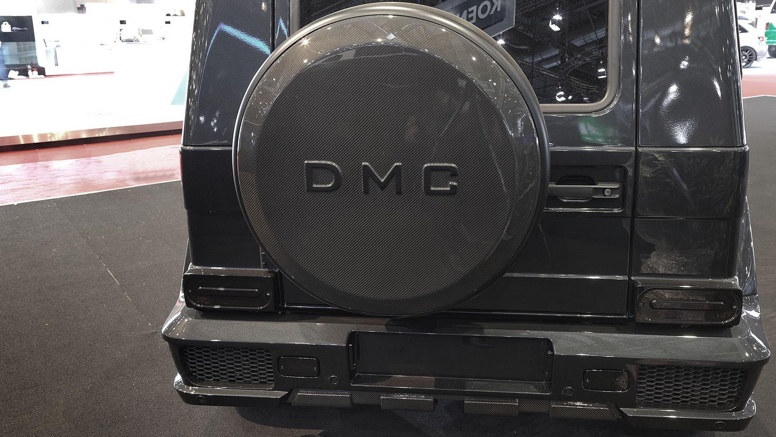 DMC Zeus - Bản độ điên cuồng từ G-Class