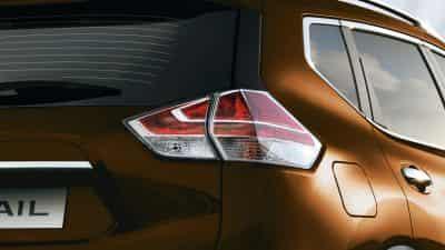 Lampu Depan Nissan X-trail Mobil Suv