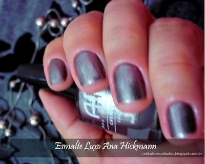Esmalte Luxo da Ana Hickmann