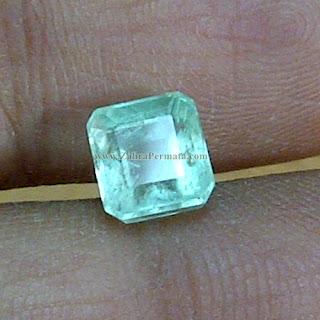 Batu Permata Emerald Zamrud Colombia - ZP 882