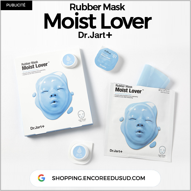 Dr Jart Mask Rubber