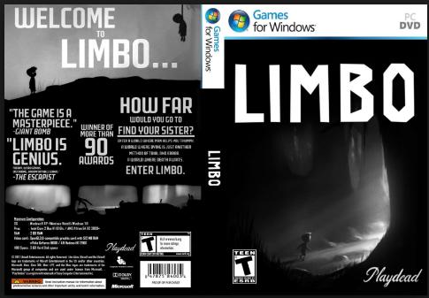 تحميل لعبة Limbo للكمبيوتر كامله من ميديا فاير