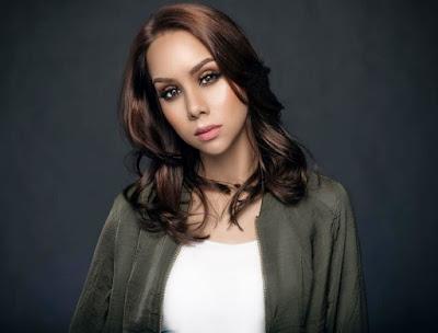 Biodata Penuh Tania Hudson Pelakon Kacukan Melayu-Australia