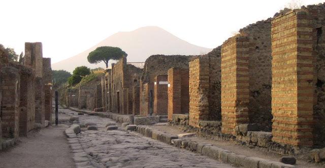 Pompeya y el Derecho de superficie romano