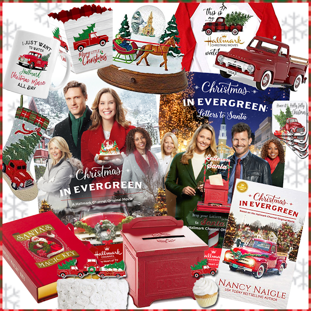 Christmas In Evergreen Hallmark.Its A Wonderful Movie Your Guide To Family And Christmas