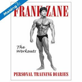 Free download Frank zane workout routine PDF