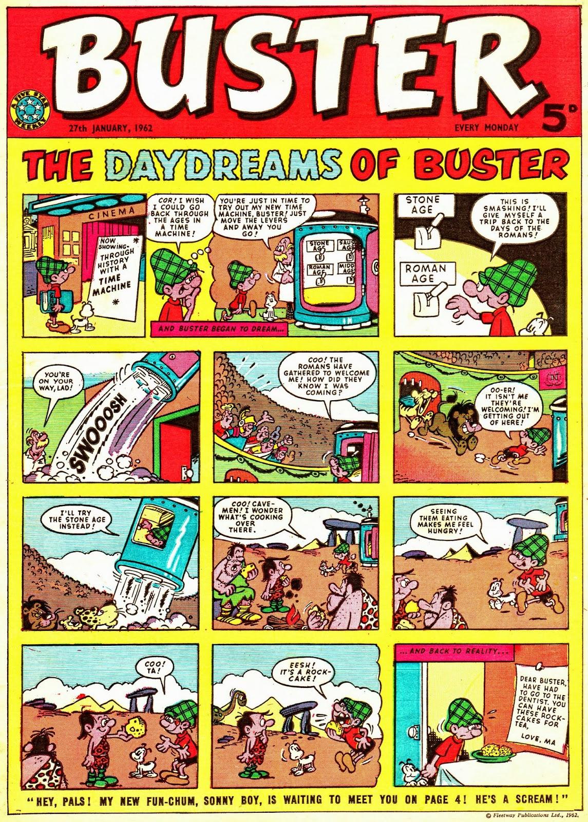 Buster nº 88, ¿Gin?