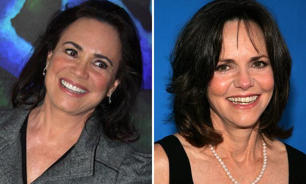 Regina Duarte e Sally Field