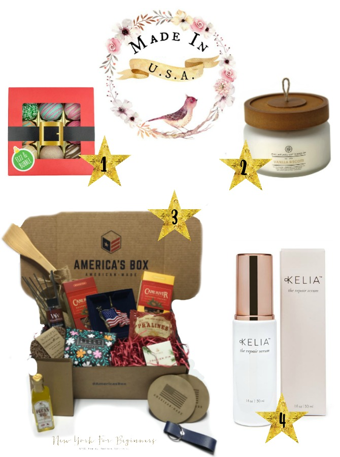 10 holiday gift ideas made in the usa