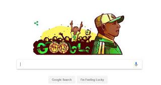 Google honours Stephen Keshi