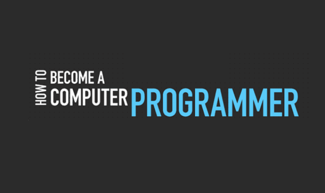 5 steps to become a computer programmer