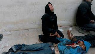 Hampir Satu Juta Ahlus Sunnah Hidup di bawah Pengepungan Syiah di Suriah