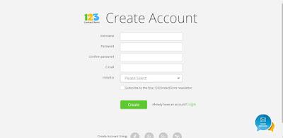 Cara membuat Form Kontak Hubungi Kami (Contact Us) Di Blogger