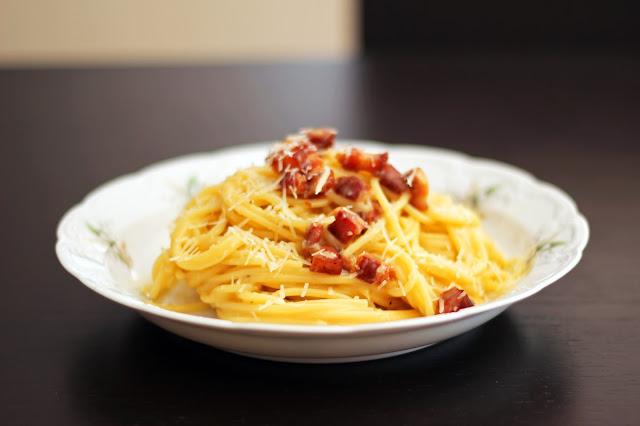 Αυθεντική Ιταλική Καρμπονάρα / Authentic Italian Carbonara