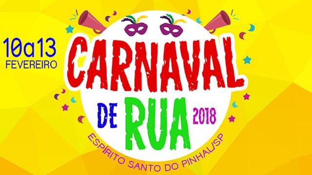 Inscrições para desfile dos blocos de carnaval vão até 23 de janeiro