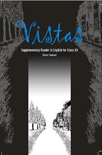 Class 12 English Vistas NCERT Solutions PDF Free Download
