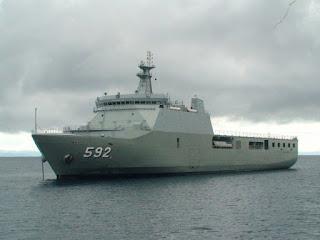 KRI Banjarmasin - 592