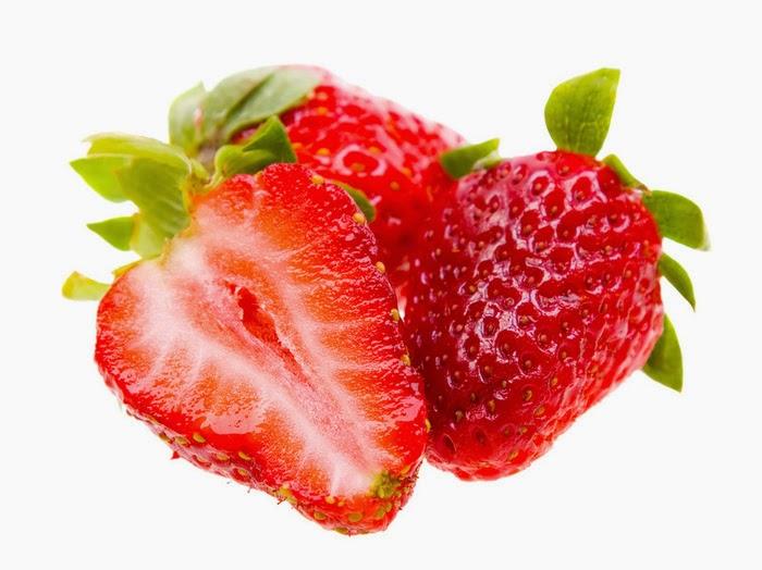 Khasiat Buah Strowberry Bagi Kesehatan Tubuh