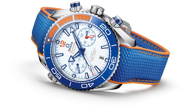 Omega Seamaster Edición Limitada Michael Phelps