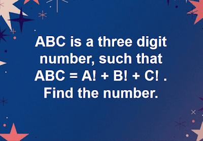 Tough Maths Brain Teaser for Adults