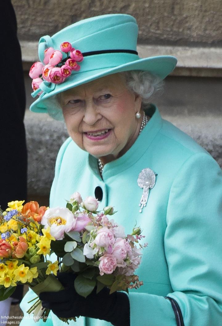 Пасхальная месса в Британии
