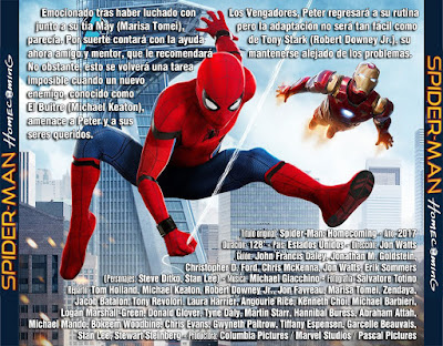 Spider-Man - Homecoming - [2017]