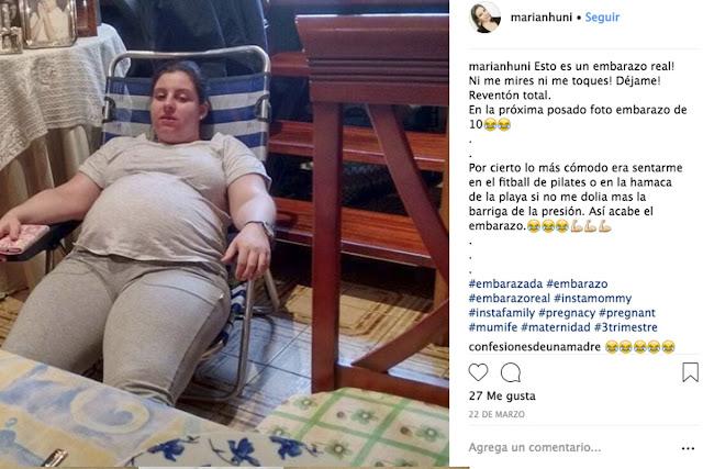 embarazada realidad embarazo y parto blog mimuselina
