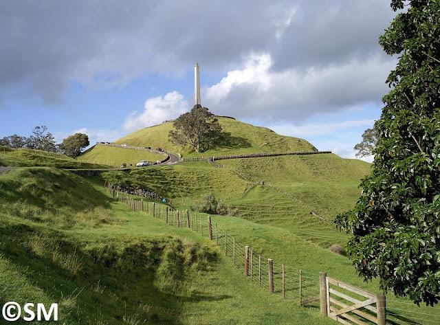 Photo de One Tree Hill Auckland Nouvelle-Zélande