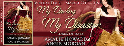 Excerpt, Giveaway & Author Q&A: My Darling, My Disaster by Amalie Howard and Angie Morgan