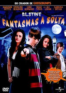 Fantasmas à Solta - DVDRip Dublado