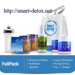 smart detox langsing alami