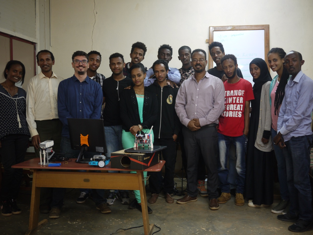 Eritrean Engineering Students Create a Low Cost, Low Power
