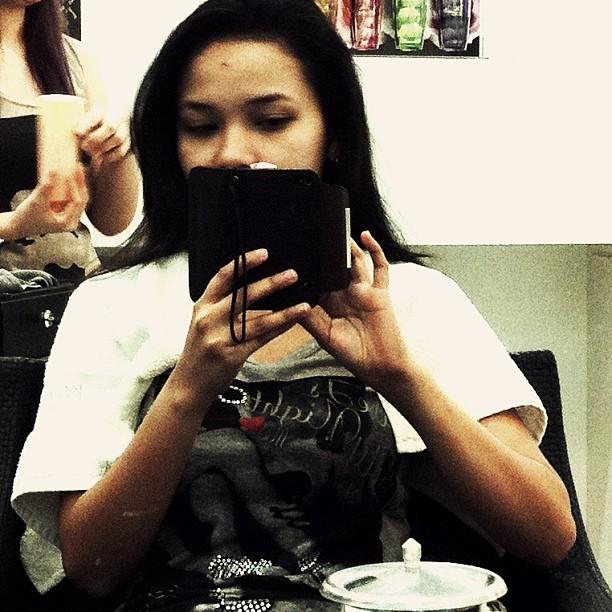 Paras Bahu Rambut Style Pendek