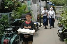 Penjual Kue