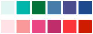 Как определить свой цветотип. Яркий контрастный цветотип
