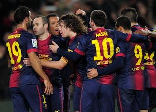 Messi: Cruyff Mengubah Filosofi Barcelona