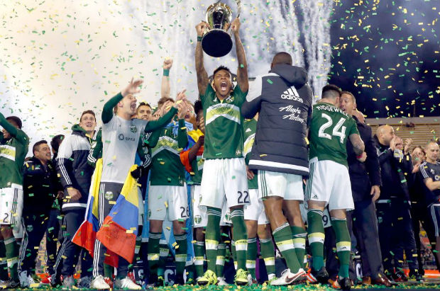 Portland tentera de conserver son titre de Chamoion MLS en 2016