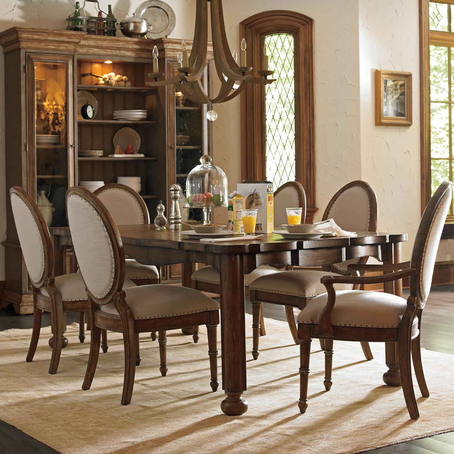 Baer's Furnishing: Create a European Farmhouse Dining Room