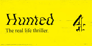 Hunted, Channel 4, Billboard Advertising Poster