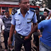 OMO SEE GOBE!!! Keke Napep Driver drags Police Man By The Trouser..... See Reasons (Photos)