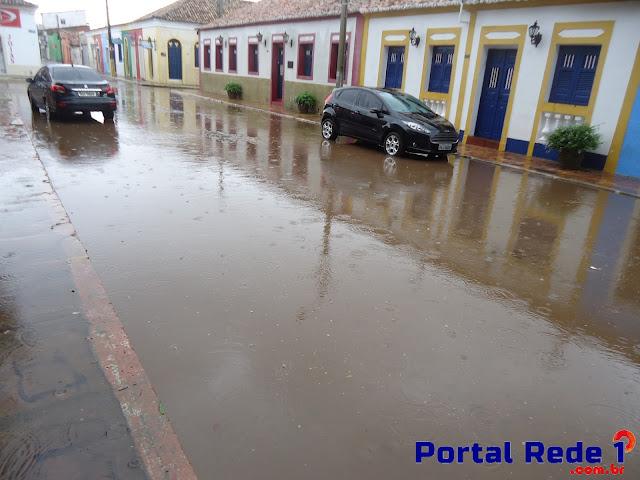 Em Pedro II teve o mês de abril mais chuvoso dos últimos 7 anos